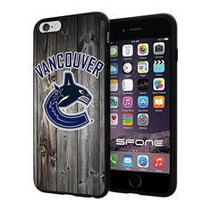 Vancouver Canuck Tikets 1 Black Wood NHL Logo WADE4732 iPhone 6+ 5.5 inch Case Protection Black Rubber Cover Protector WADE CASE http://www.amazon.com/dp/B013NVWEOC/ref=cm_sw_r_pi_dp_SXzFwb03E2H6P