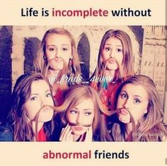 53 Trendy Funny Quotes About Friendship Crazy Friends Lol My Life Crazy Friend Quotes, Best Friend Quotes Funny, Friend Quotes For Girls, Friend Jokes, Cute Funny Quotes, Besties Quotes, Crazy Girl Quotes, Crazy Friends, Funny Quotes For Teens