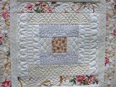 Marg's sampler quilt