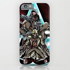 Assasins Creed Phone Cases / Slim Case