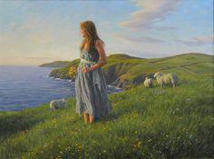 """""""Ocean Breezes"""" by Robert Duncan"""