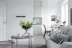 Living room - Norr Mälarstrand 88 - ESNY