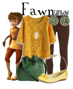 """Fawn"" by tallybow ❤ liked on Polyvore featuring Dorothy Perkins, Chicwish, Louis Vuitton, Anne Klein, Effy Jewelry and Accessorize"