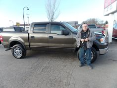 Congratulations to Bernard M. on his purchase of a new Ford F150! We really appreciate the opportunity to earn your business, and hope you enjoy your new truck!