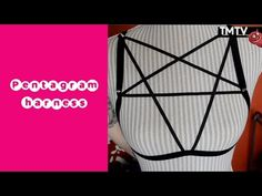 ▶ DIY - pentagram harness - YouTube