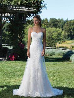 Brautkleid 3979 von Sincerity auf Ja.de