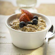 Porridge with berriesprimamagazine
