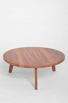 $249.00 Assembly Home Round Modern Coffee Table  - Urban Outfitters