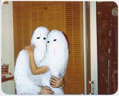"Angela Deane's ""Ghost Photographs"" paint on found photographs Grunge Art, Film Inspiration, Design Inspiration, Hippie Art, Beetlejuice, Halloween Art, Creepy, Art Photography, Art Pieces"