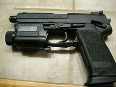 Heckler & Koch Usp Tactical. 45ACP