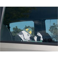 Ride-Along Leprechaun Decal $16