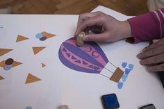 Rubber stamp DIY