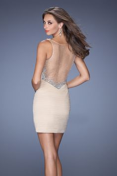 80449-Nude Dress - Catherines of Partick