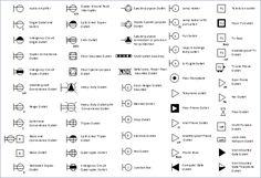 electrical plan vector wiring diagram