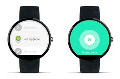 The days of tearing apart your apartment in search of your lost smartphone are coming to an end. Two years after making its mobile debut, Google is porti