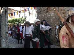 Pérouges, le village préféré des français 2013, France 2 - YouTube