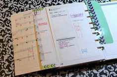Healthy, Fun, & Frugal: Monday Motivation: Why I Use (and love) a Paper Planner