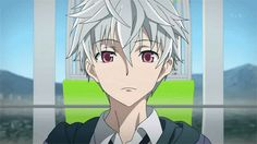 I got Aru Akise! Which White-Haired Anime Boy Are You?