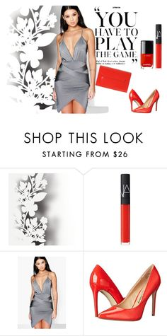 """""""Chill!"""" by ieva-galvina ❤ liked on Polyvore featuring Élitis, NARS Cosmetics, Boohoo, Penny Loves Kenny and Paul Smith"""