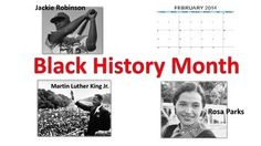 This is a Black History Month Packet about Martin Luther King Jr., Rosa Parks, and Jackie Robinson. It contains three mini-books with real photographs and a number of printable activities about the famous African Americans. The Black History Month Packet is appropriate for second or third grade.
