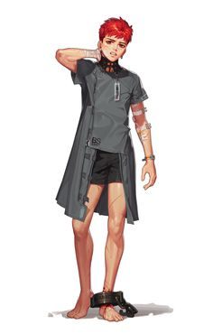 Possible Dante design. Love the demeanor and the character design. Game Character Design, Character Design References, Character Drawing, Character Design Inspiration, Character Illustration, Character Concept, Fantasy Characters, Anime Characters, Estilo Anime