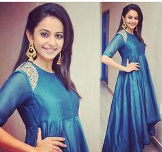 Jayanti reddy # Anarkali # Indian fashion # Bollywood