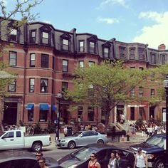 Newbury Street is one of the most enchanting shopping destinations.