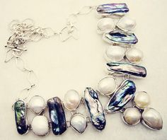 #finejewellery #pinterest #concert #altın #freespirit #beadwork #nautical #necklaces #silver #gemstone #pearl #of #mother #handmade #gemstone #jewellery #riyogems #eat #foodporn #jewelrymaking