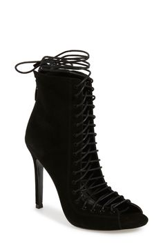KENDALL + KYLIE 'Ginny' Lace-Up Sandal (Women)
