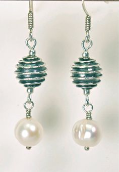 Pearls and sterling