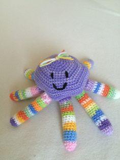 ON SALE  10% OFF Crochet toy animal.. stuffed by GalyaKireva