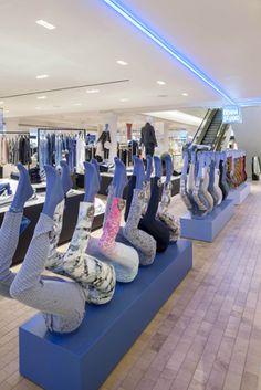 Selfridges Denim Studio: inside the world's largest jeans emporium   Fashion   Wallpaper* Magazine: design, interiors, architecture, fashion, art