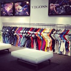 So many options, so little time! #vigoss #color #spring #fashion