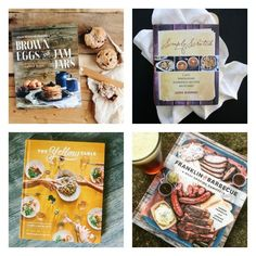 Any friends or family members who love to cook will love one of these beautiful cookbooks | Gorgeous hostess gifts for under $50: Cool Mom Eats holiday gift guide