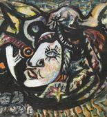 Jackson Pollock. Mask. 1941