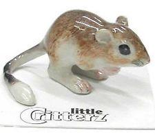 "Little Critterz Miniature Porcelain Animal Figure Sumatran Tiger /""Sunda/"" LC972"