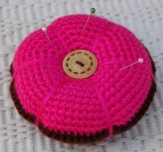Crocheted Pincushion