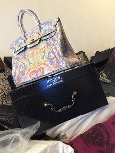 The Queen's bag