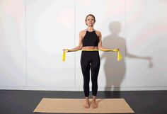 Pilates ideas, You can accomplish this by checking your pulse once you awaken every morning. Find more Pilates exercises info here. Pilates Workout, Pilates Moves, Pilates Training, Pilates Video, Pilates Reformer, Barre Workouts, Pilates Mat, Pop Pilates, Body Workouts