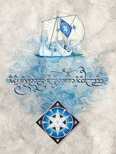 Aiya Earendil Elenion Ancalima by Aglargon