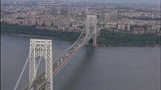 Famous Bridges, George Washington Bridge, Our World, Globe, Travel, Image, Speech Balloon, Viajes, Trips