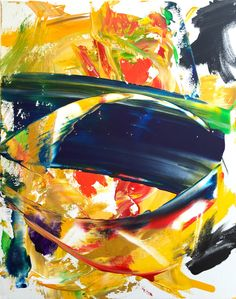 Fish Eye #abstractexpressionism #modernart #abstractart #art #painting