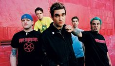 The Good Old Days: New Found Glory. great band. seen them live a couple times and they rocked it!! met them wish I could meet them again its been too long.