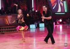Cristian de la Fuente- Season 6, Dancing with the Stars. #DWTS #DancingWithTheStars #CherylBurke #CristianDeLaGuente