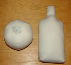 How to Attach a Round 3D Doll Head