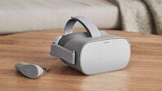 2万円台の単体VRヘッドセット Oculus Go発表。PCもスマホも不要、Gear VR互換でコントローラ対応 - Engadget 日本版