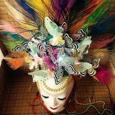 Burlesque Headpieces by Elli Fatale