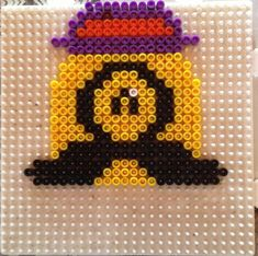 Perler Patterns, Peyote Patterns, Beading Patterns, Melt Beads Patterns, Melting Beads, Pearler Beads, Pixel Art, Fan Art, Stitch
