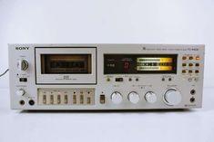 SONY TC-K80 II - Stereo Cassette Deck | AudioBaza