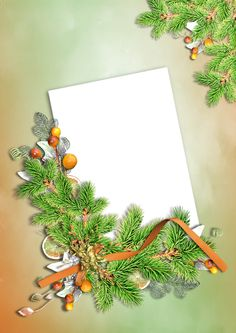 Christmas Frames, Christmas 2019, Christmas And New Year, All Things Christmas, Christmas Cards, Borders For Paper, Borders And Frames, Christmas Graphics, Christmas Clipart